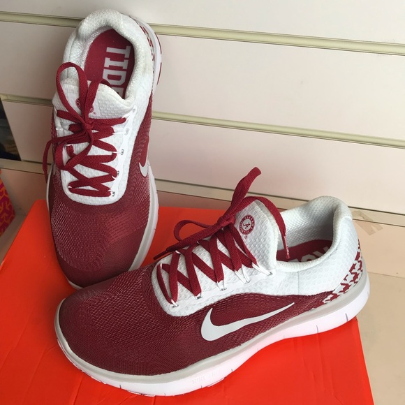 024a0a668d011 Nike Alabama 8.5 free trainer V7 week zero Crimson